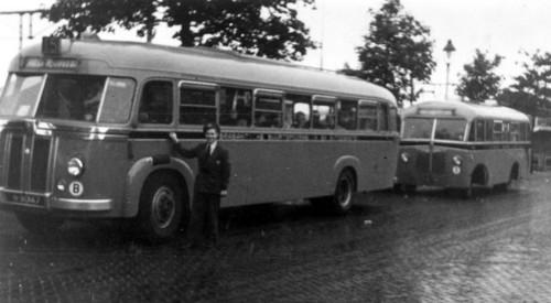 Chausson-bus Wernhout-Breda ca 1948