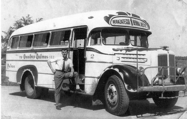 condor chasis Scania-Vabis