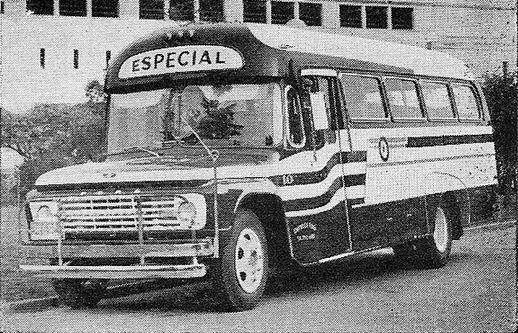 condor ford 1964