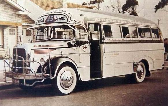 condor Mercedes Benz L-312 de 1956-57