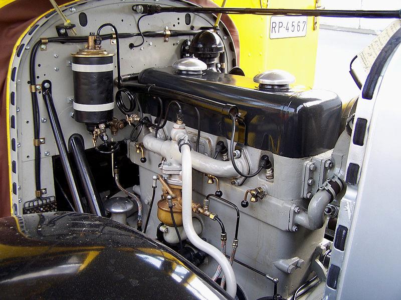 DAAG Postbus Motor