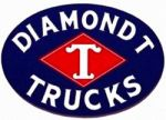 diamond t logo Trucks
