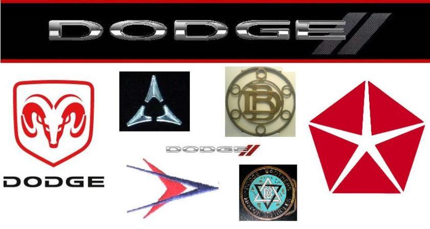 Dodge Cars Logo