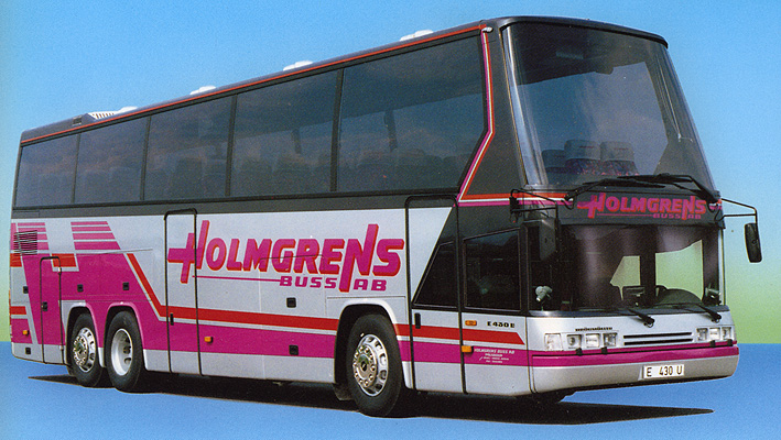 Drögmöller E 430 U SuperComet von 1992
