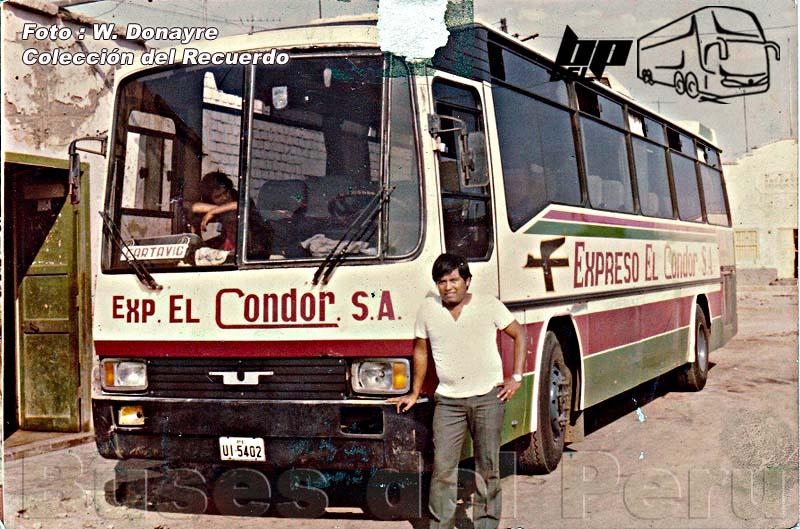El Condor 5402 Peru