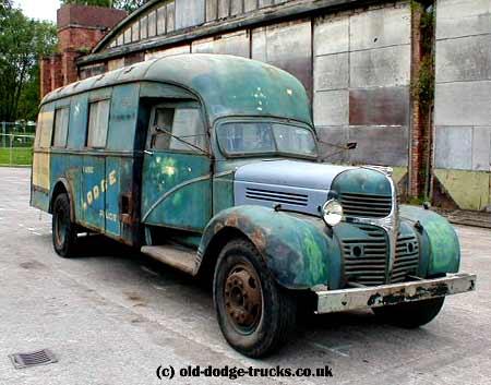 Ex- RAF WW2 Dodge VK Truck 1940