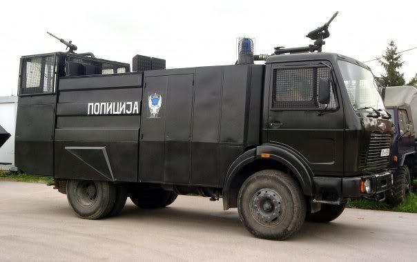 Fap Srpska Policija