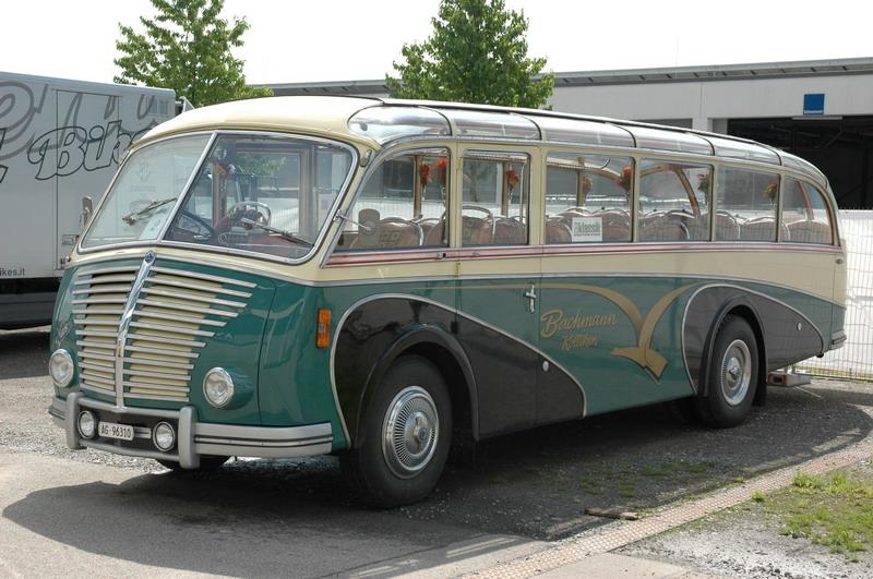FBW Bus D70 44122