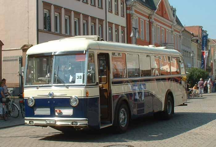 FBW Bus Sinsheim 2007
