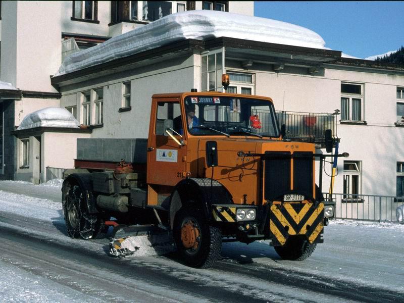 FBW Sneeuwschuiver