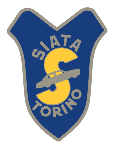 Logo siata cars founden by Georgio Ambrosini