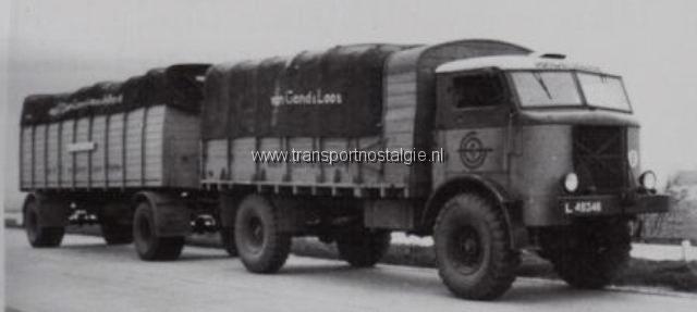 Trucks fBw van gend&loos