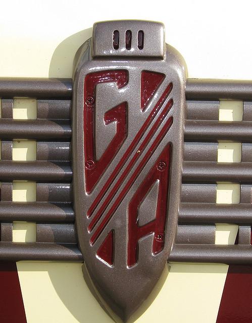 00 General American Logo