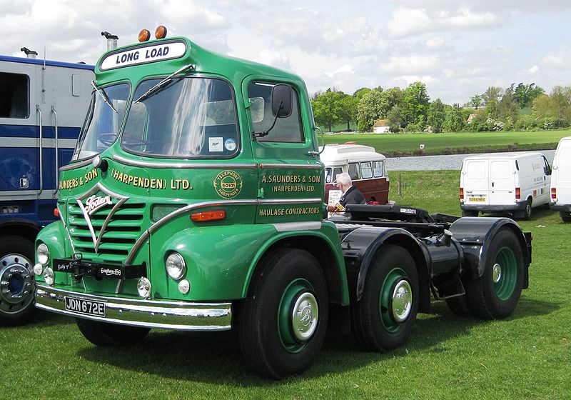 005 Foden_heavy_truck_unit_with_Gardner_150_engine