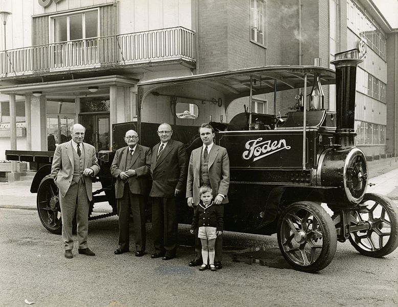 007 Foden-family