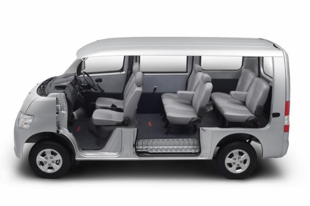 10b interior daihatsu grand max