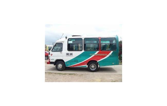 12b Daihatsu bus