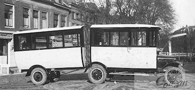 1921 Harmonicabus op basis van Ford T