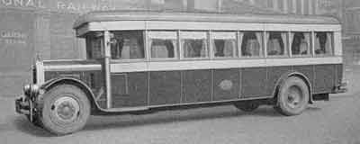 1923 Yellow Coach Z-AL 265