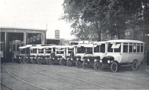 1924 tet ford-bussen