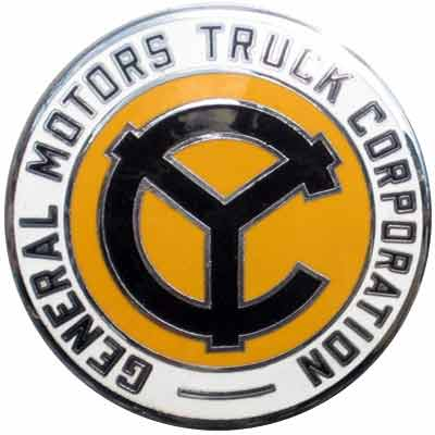 1924 Yellow Coach logo