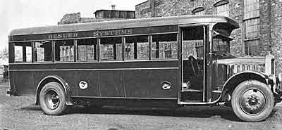 1925 Yellow Coach 1