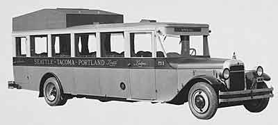 1925 Yellow Coach Y 29
