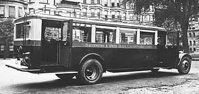 1926 Yellow Coach 1
