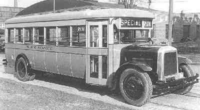 1926 Yellow Coach 4