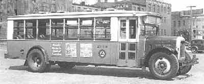 1926 Yellow Coach 5
