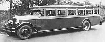 1926 Yellow Coach T 26