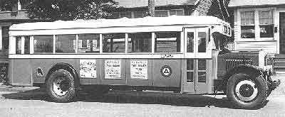 1927 Yellow Coach 1