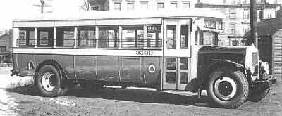 1927 Yellow Coach 3