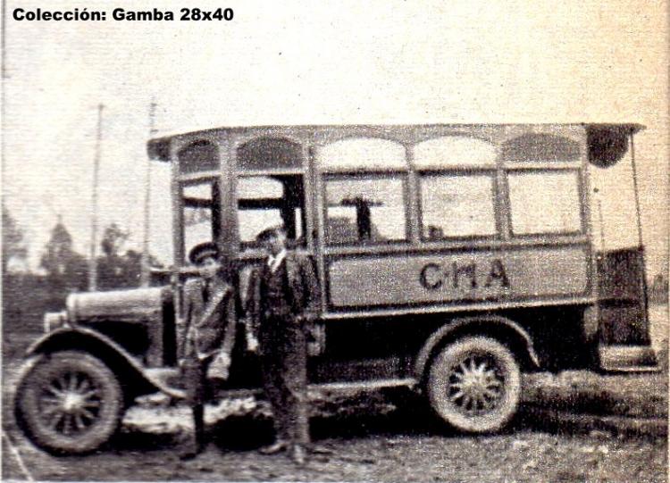 1928 Chevrolet Campeón Gnecco