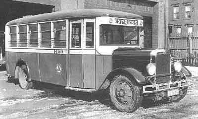 1928 Yellow Coach 1