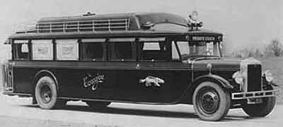 1928 Yellow Coach Housecar 1
