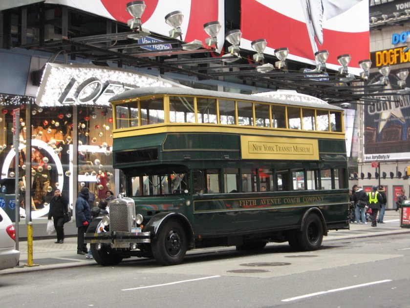 1928 Yellow Coach
