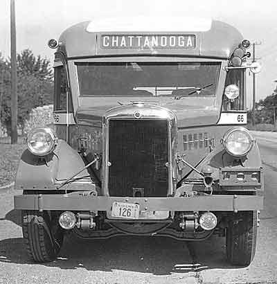 1929 Yellow Coach 1