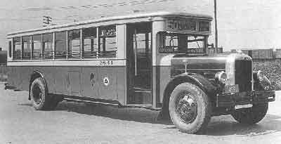 1930 Yellow Coach 1