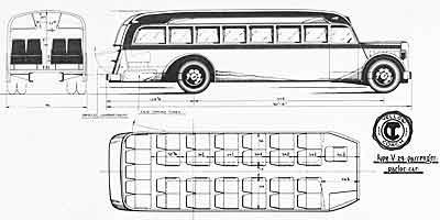 1931 Yellow Coach V 29