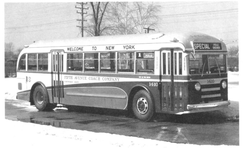 1934-37 YELLOWCOACH 740-2
