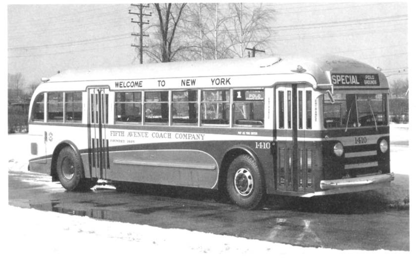 1934-37 YELLOWCOACH 740-2