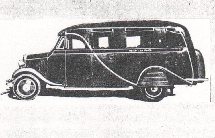 1934 Chevrolet Gnecco