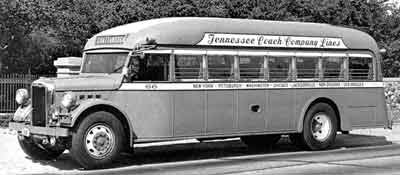 1934 Yellow Coach 1