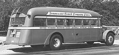 1934 Yellow Coach 2