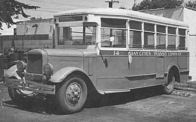 1934 Yellow Coach 3
