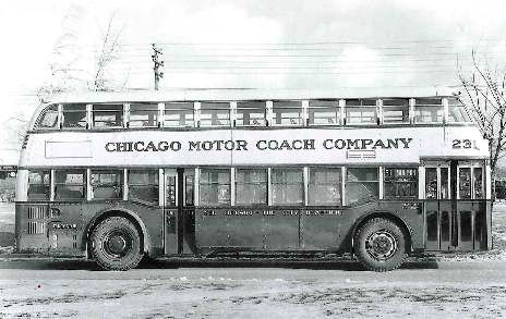 1934 Yellow coach model 720