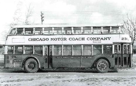 1934 Yellow coach model 720