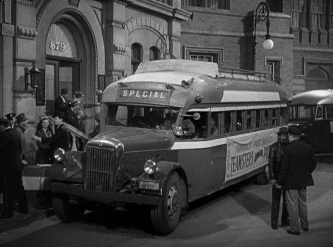 1934 Yellow Coach Z-CP-78