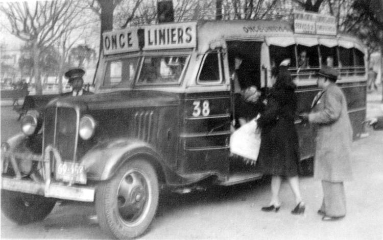 1935 Chevrolet - GMC - Gnecco - Línea 1